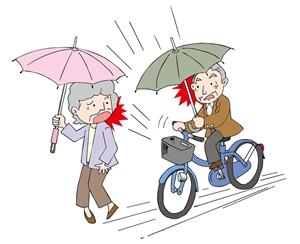 自転車事故の事例!小学生・高校生が起こした事故の賠償金がヤバイ