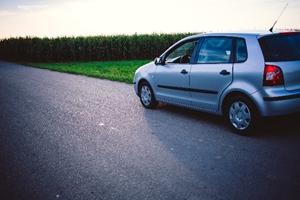 違法駐車で事故が起きた!過失割合の比率は?
