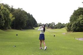ゴルフが趣味