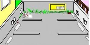 軽自動車専用駐車場