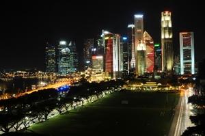 シンガポールに移住