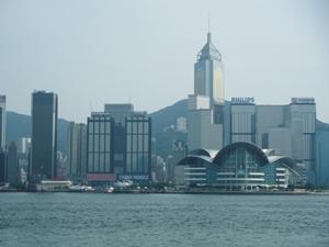 口座開設しに香港へ