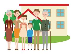 二世帯住宅の活用