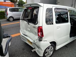自損事故保険