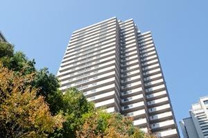 新築のタワーマンション