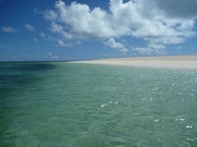 沖縄の無人島