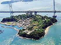 岩黒島無人島