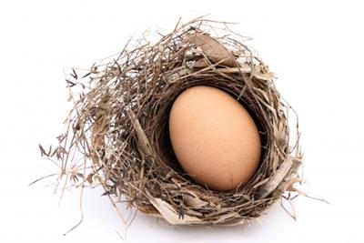 鶏の巣を見つける夢
