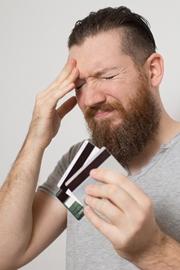 カードの事故歴