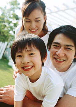 家族の為の貯金