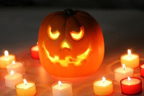 ハロウィンは10月31日