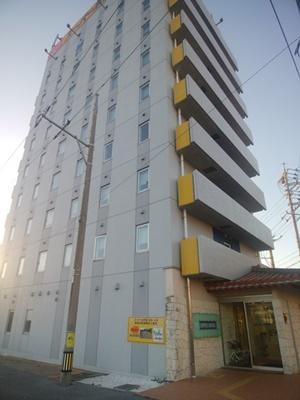 スーパーホテル沖縄・名護