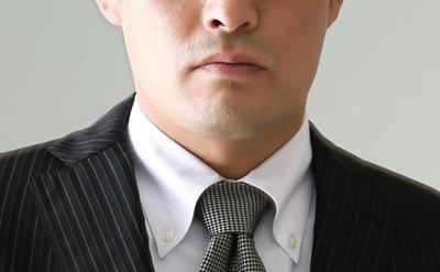 ひげのレーザー脱毛