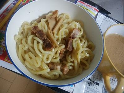 ファミマの冷凍つけ麺