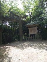 高良山奥宮