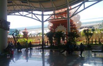 バリ島テンパサール空港