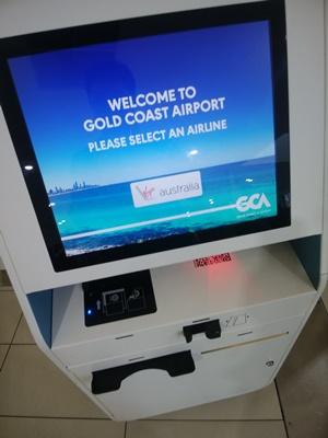 ゴールドコースト空港ヴァージンオーストラリア
