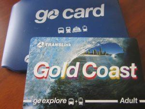 ゴールドコースト空港から市内への移動や観光にはgo explore cardが便利!買い方は?