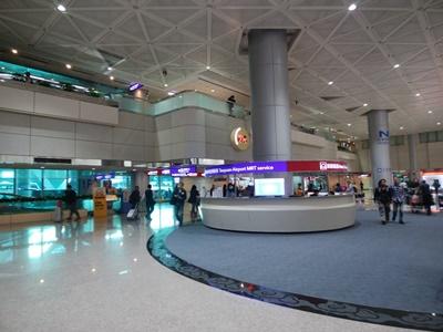 台湾エアポートmrtサービス