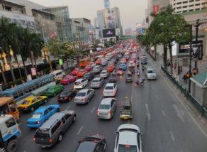 タイのバンコクに移住