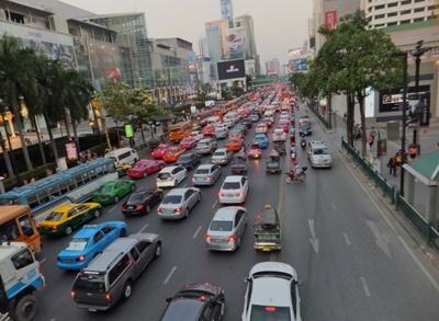 タイのバンコクに移住する為の最初のステップ