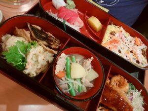 バンコクで日本食