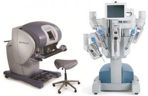ロボット手術ダビンチ