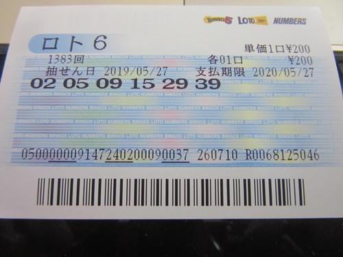 ロト6の当選確率を上げるかっちゃん・松田の予想手法がヤバイ