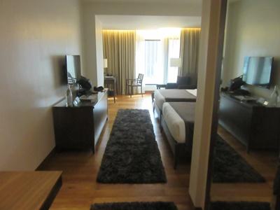 シティーガーデン グランドホテルの部屋