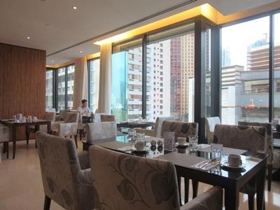 シティガーデングランドホテルの朝食
