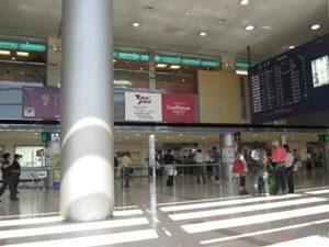 福岡空港国内線