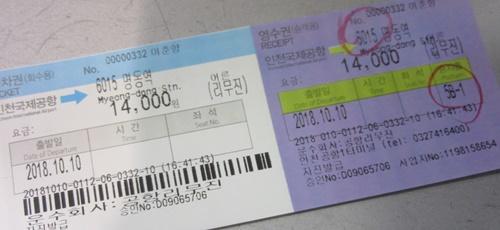 14000ウォン