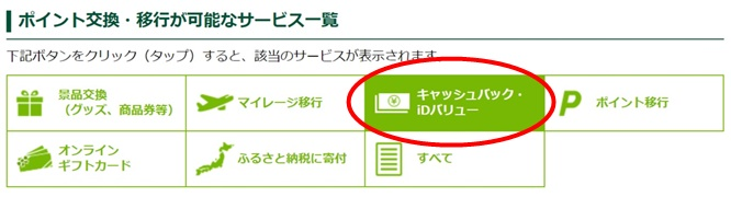 ポイントの交換|クレジットカードの三井住友VISAカード