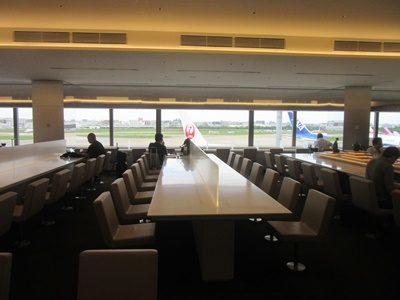 福岡空港ラウンジ