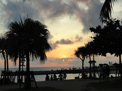 沖縄に住めるようになったよ