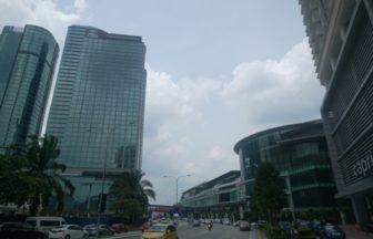 幸せボンビーガールでマレーシア