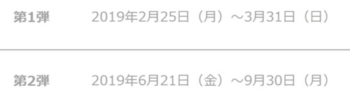 TOKYO 2020 CARD スペシャル特典