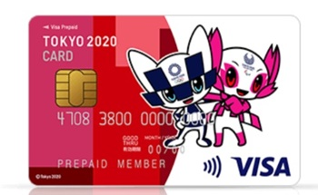 TOKYO 2020 CARDデザイン