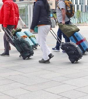 海外帰国者からの感染リスク
