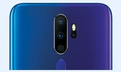 OPPO A5 2020クアッドカメラ付き
